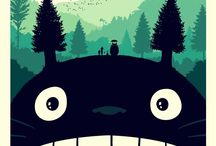 Totoro / by Katy Leitch