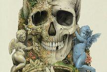 Skulls & Dark Art