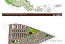 Проектирование генеральных планов / Генеральный план - это научно обоснованный, перспективный план развития территории, который является главным градостроительным документом, на основании которого составляются все проекты планировки и застройки. Наша мастерская выполняет все разделы проектирования генерального плана любой сложности, который состоит из пяти стадий:   1. Архитектурно - градостроительная концепция          2. Эскизный проект 3. Проект планировки 4. Проектная документация 5. Рабочая документация
