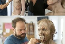 MakeUp: Zombies, etc. / by Sonya Smith