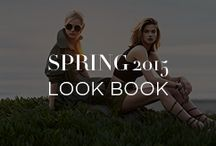 Spring 2015 Look Book / Introducing the INTERMIX Spring 2015 Look Book: Break away from moody hues and brighten your wardrobe with soft whites, easy denim and hints of floral. / by INTERMIX