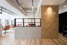 sand / tokyo