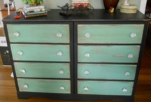 Refinishing Projects  / by Allison Fraser-Kershaw