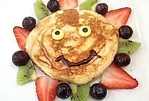 Food Art - children