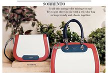 BAG OF THE WEEK SS2014 / The best bags of the season, featuring trending inspirations and beautiful items by Tosca Blu