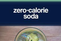 Healthy soda's