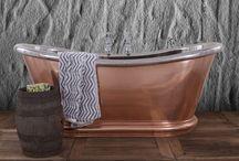Crème de la Crème of Copper Baths / We Love Copper - Here's why:
