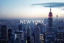 New York <3 / by Terrea