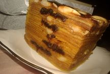 Layers Cake / Traditional cake from West Borneo