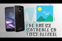 Porque Mi Motorola No Tiene Galeria