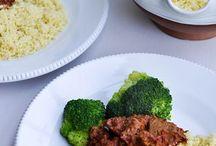 Ethnic recipes