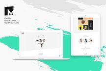 Amazing Portfolio WordPress Themes