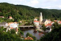 República Checa / Lugares interesantes que visitar en este magnifico país