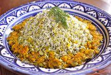 Rice, Quinoa, grains