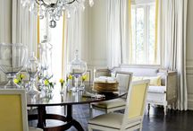 Dining Rooms / by Della Patteson