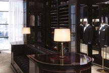Men's Executive Dressing Rooms | Clients