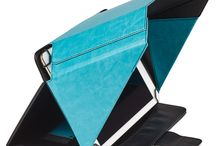 "TABLET in black and turquoise flaps - SCREEN SHADE COVER FOR TABLETS / This product is finally on the market, use the covering when you need your computer outside, or in public places. This is a unique cover with built-in flaps. Screen Shade Cover allows you to work outside in the sun, or to have privacy in public places like trains or planes. The cover fits: iPad Air 1 iPad Air 2 iPad Pro 9,7"" Samsung galaxy loss S2, but the Samsung tablet can not use the camera as it is in the middle."