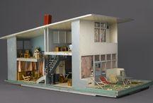 Dollhouse / Dollhouse, miniature, etc.