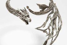 Daenerys Dragon Necklace
