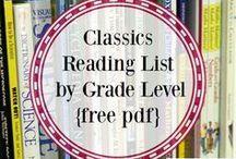 Homeschool-Reading/Literature/Writing