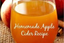 Apple Cider / Apple Cider