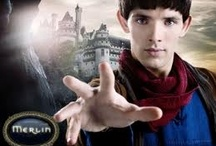 Merlin / Living for the bromance of Bradley and Colin!