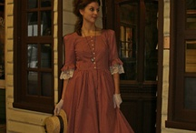 pionner dress
