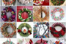 wreaths / by Brenda Apple
