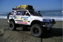 Honda CRV Bugout Vehicle