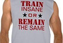 Train hard !