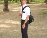 Carry On / LDS Missionaries who carry Zion Bags messenger bags with them while serving on their mission.