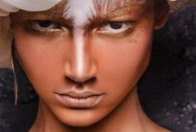 GOLD Makeup Collection by Alena Filippova