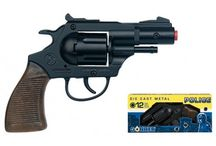 Pistolety dla dzieci na kapiszony
