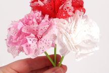 Paper Flowers / by Mountain Ash Crafts