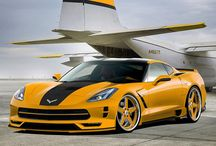 SMOKING CORVETTES / Corvettes,   / by Sheena Aziz