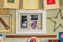 Nana's Art Studio / by Elizabeth Adams