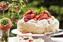Dessert og kage