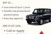 Car Title Loans North York