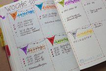 Tagebuch-Ideen