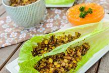 Veggie recipes