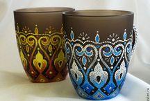 mandala pohár