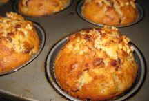 Muffins herzhaft und süß