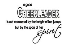 Cheer / by Sarah Herring
