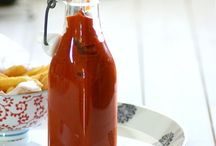 Recipes: Sauces and spices
