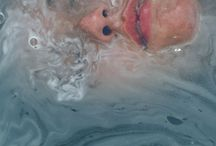 Donne in acqua