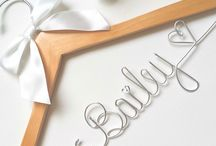 Wedding hanger