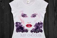 women / t-shirt