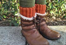 Knit/crochet cozy's n' cover's