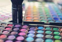 makeup / by E Kevis