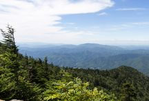 Appalachian Trail in North Carolina / Hike the best, most scenic stretches of the Appalachian Trail in NC, scaling to view-packed grassy mountain summits, historic fire lookout towers and dipping to lush river valleys.
